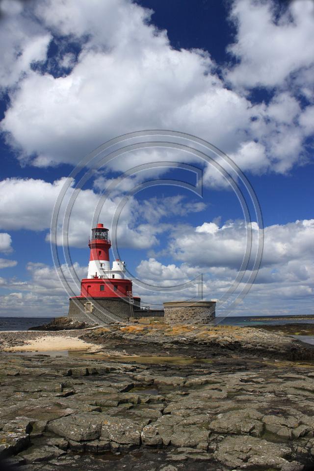 Farne Islands Longstone Lighthouse