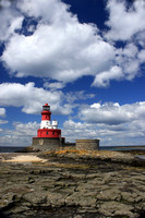 Farne Islands Longstone Lighthouse